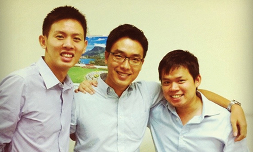 Our 3 Founders