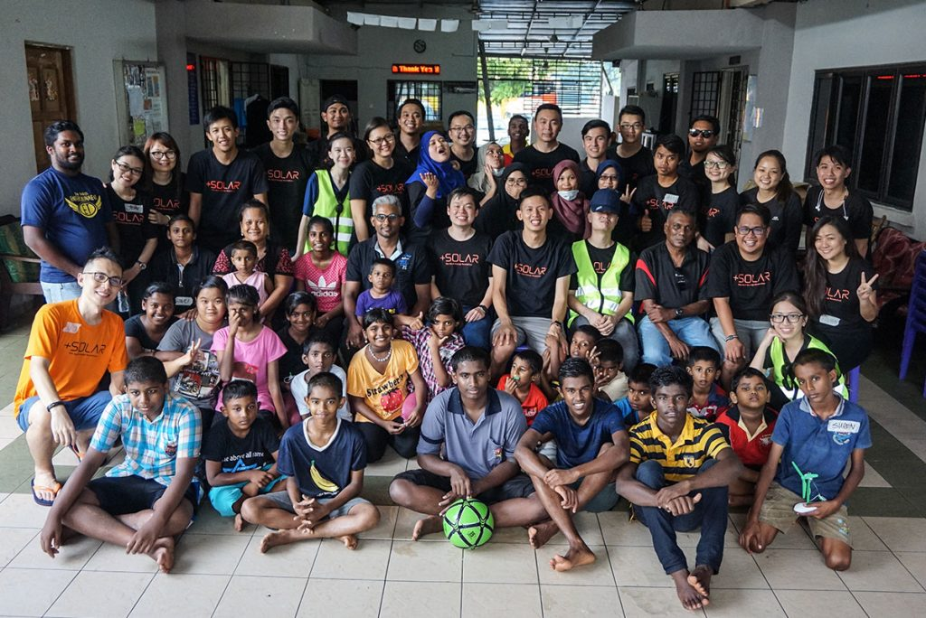 Giving Back to the Community for a Better Future