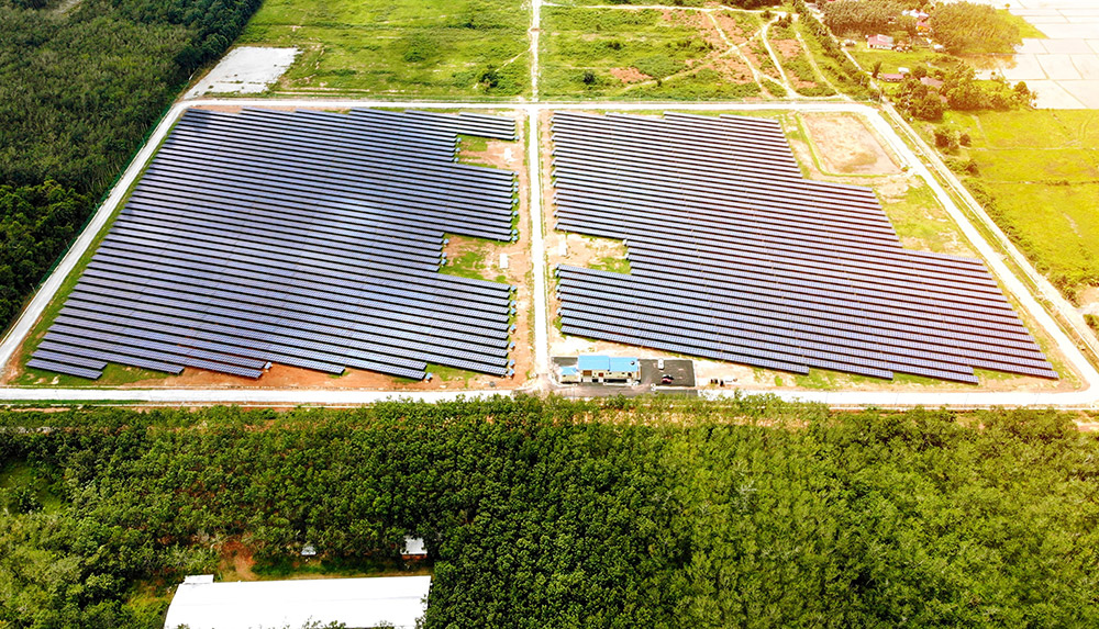 Plus Solar Powers Up Kedah