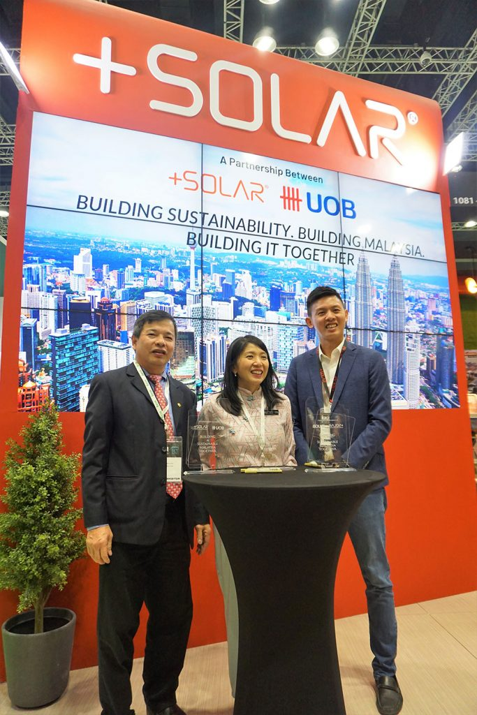 Plus Solar & UOB MY Look to Increase the Adoption of Clean Energy in Malaysia